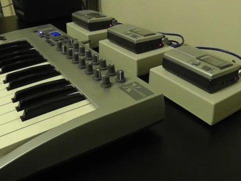 Crudlabs Crudman - MIDI Polyphony