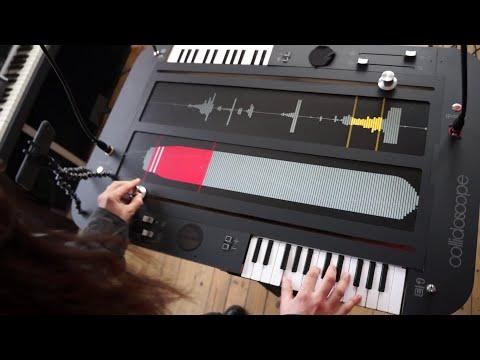 Crazy Granular Synthesizer